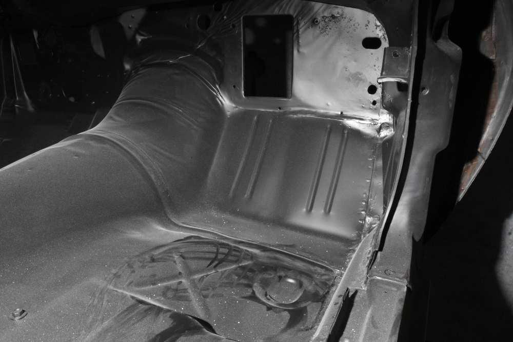 70 81 camaro firebird full lh floor pan includes toe for 1981 camaro floor pans